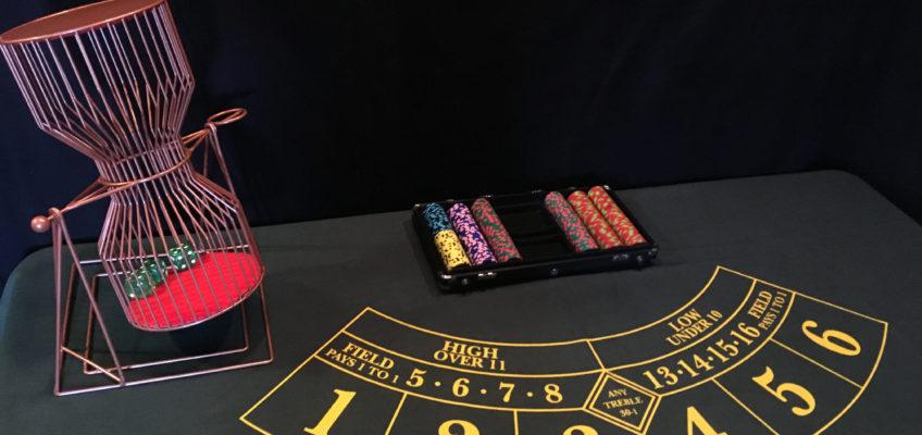 Kit Casino Loto et jeu