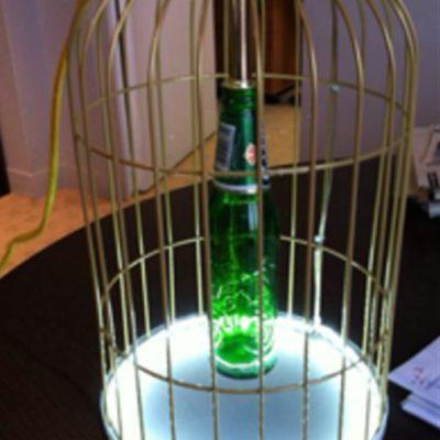 Cage pour boisson