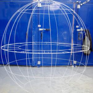 carcasse boule grande dimension